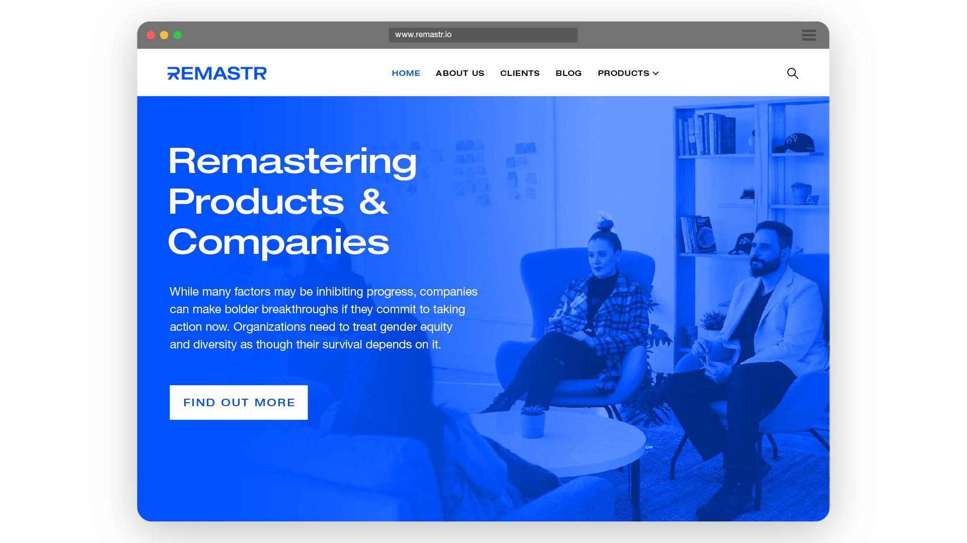 remastr-website